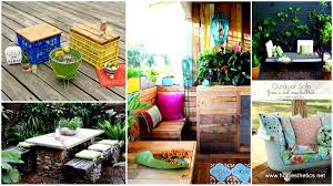 26 of the worlds best outside seating ideas designs by up cycling