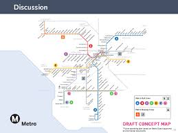 Metro Map Silver Line by Metro Proposes Simplified Naming Convention For Rail Lines