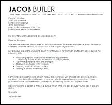 warehouse assistant cover letter warehouse assistant cover letter