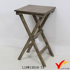 Small Wooden Folding Table Vintage Farm Coffee Small Wooden Folding Table Buy Small Wooden