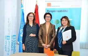 orange tunisie siege orange tunisie et onu femmes maghreb accord de partenariat en