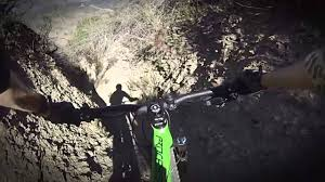 riding at the weed patch san clemente single tracks scst youtube