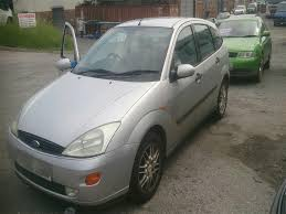 ford focus ghia 1999 pic up spares ford focus ref 55370 vehicle breaking for spares