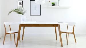 Oak Dining Table Bench Dining Table White Oak Dining Table Washed Room Furniture And