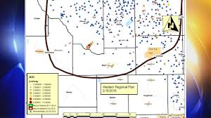 Occ Map Corporation Commission Creates Response Plan For Western Oklahoma
