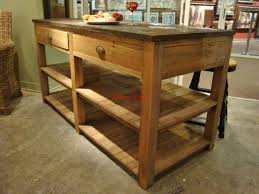 reclaimed kitchen island rustic reclaimed wood kitchen island ideas randy gregory design