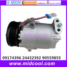 bureau d 騁ude cvc high quality auto ac compressor cvc for opel 09174396 24432392