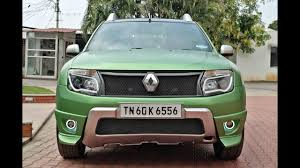 dilip chhabria modified jeep 2017 renault duster custom bodykit modified by kitup automotive