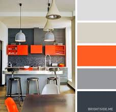 Orange Kitchens Ideas 20 Color Combinations To Brighten Up Your Kitchen