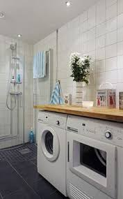 laundry room in bathroom ideas like the tiled wall as opposed to plaster wall bathroom ideas