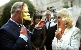 prince charles camilla celebrate 9 years of marriage and an