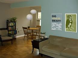 painting a room two colors opposite walls home design ideas