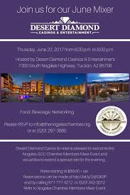 Desert Diamond Casino Buffet by Us For Our June Mixer At Desert Diamond Casino U0026 Hotel Desert