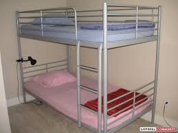 Bunk Bed Ikea Tromso With Sultan Foam Mattress  Peaks  ListAll - Tromso bunk bed