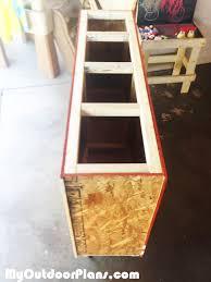 diy lumber storage cart myoutdoorplans free woodworking plans