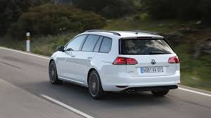 volkswagen white car vw golf gtd estate 2015 review by car magazine