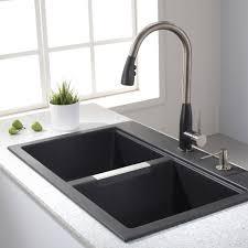 kitchen faucet with soap dispenser kitchen faucet set kraususa
