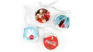 10 coca cola ornaments the coca cola company