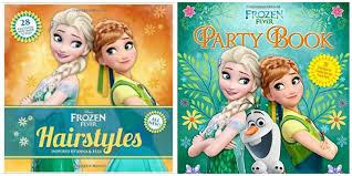disney frozen fever hairstyles disney frozen fever party book