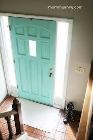 how to paint the front door how to paint your front door