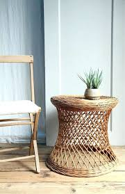 side table white wicker bedroom furniture cheap white wicker