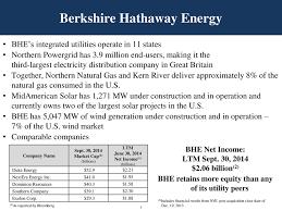 berkshire hathaway energy eei2014