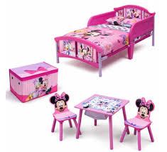 Minnie Mouse Toddler Chair Disney Minnie Mouse Room In A Box With Bonus Table U0026 Chairs Set