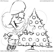 royalty free rf clip art illustration of a black and white