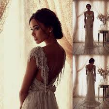 beaded wedding dresses top 10 vintage beaded wedding dresses 2017 weddingcafeny