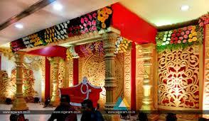 wedding planning and wedding stage decoration ponmani arangam