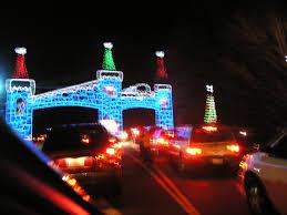 tanglewood christmas lights nc tanglewood park central north carolina wanderant