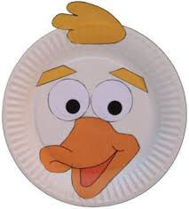 Monkey Paper Plate Craft - paper plate animal crafts