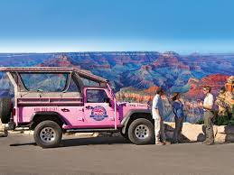 jeep pink the 5 best grand canyon adventure activities pink jeep tours
