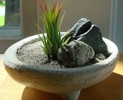 Mini Zen Rock Garden Rock Garden Mini Japanese Chsbahrain