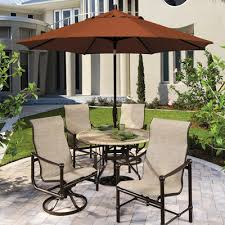 Wicker Patio Sets On Sale by Outdoor Patio Set With Umbrella On Sale Eva Furniture