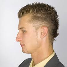 new age mohawk hairstyle pictures of men s faux hawk haircuts the wide faux hawk