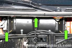 2001 Bmw 325i Interior Parts Bmw E46 Blower Motor Replacement Bmw 325i 2001 2005 Bmw 325xi
