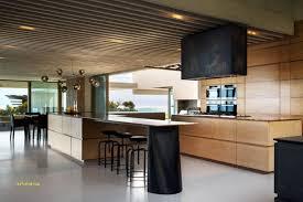 faux plafond cuisine design maison en bois en utilisant luminaire plafond cuisine design