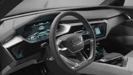 Audi E Tron Interior Audi E Tron Quattro Concept Interior Design Trailer Video By