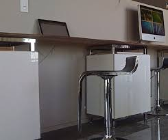 counter height desk with storage counter height desk with storage home design ideas