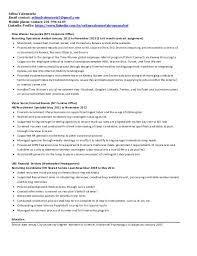 resume templates recruiting assistant recruiter resume examples