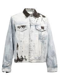 Big Men Clothing Stores Faith Connexion Men Clothing Denim Jackets Store Sales At Big