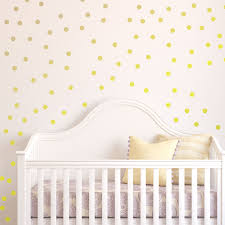 Removable Wall Decals For Nursery by Polka Dots Peel And Stick Wall Decals 1326 Innovativestencils