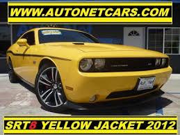 2012 dodge challenger yellow jacket used 2012 dodge challenger yellow jacket srt8 at auto
