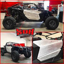 sdr motorsports maverick x3 doors