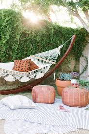 16 heavenly good backyard hammock designs