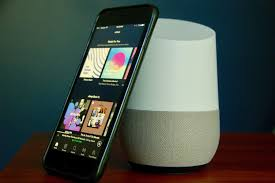 pictures of home use spotify like a pro on google home cnet
