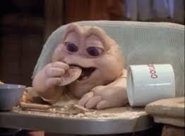 Baby Sinclair Meme - baby sinclair gif find share on giphy