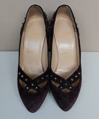 authenticate those christian louboutin shoes please refer to page