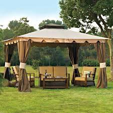 Outdoor Patio Gazebo by 35 Patio Gazebo Canopy And Patio Outdoor 10 039 X 10 039
